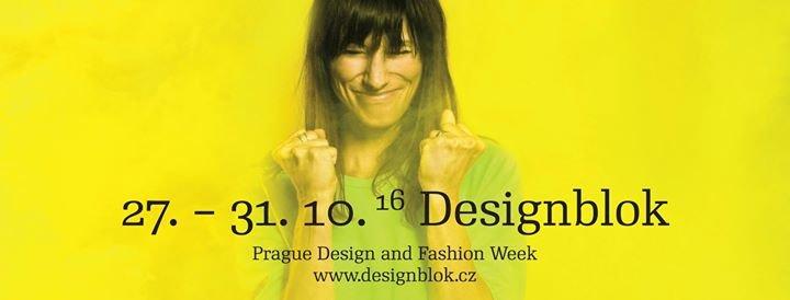 Designblok, Prague International Design Festival cover