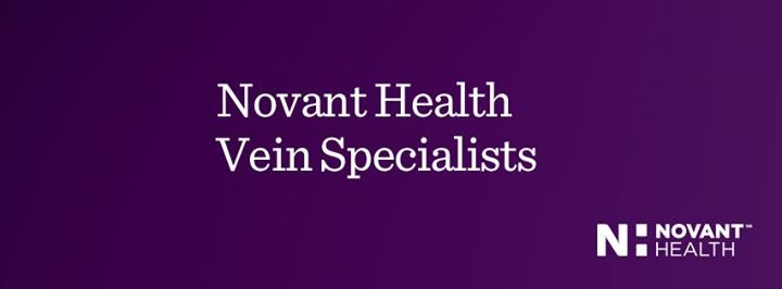 Novant Health Vein Specialists cover