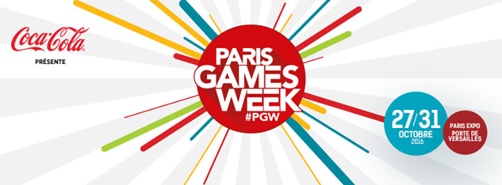 Paris Games Week cover