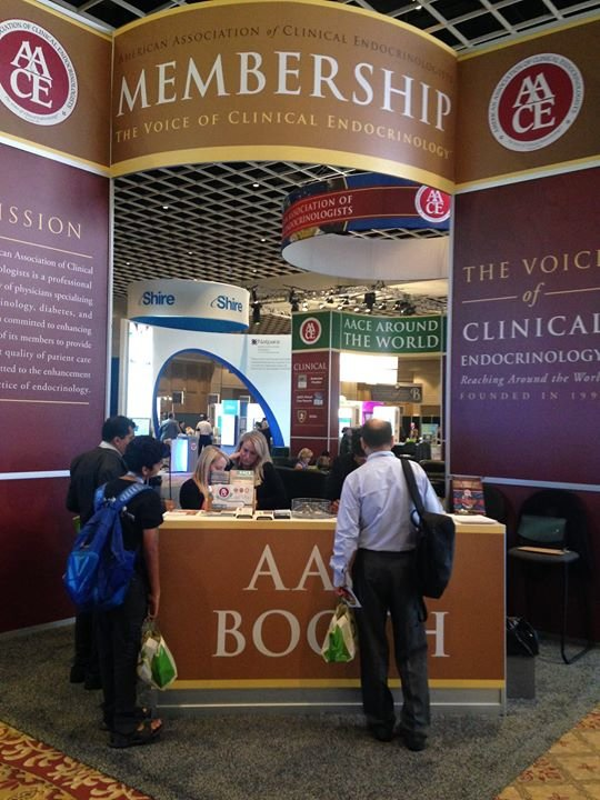 American Association of Clinical Endocrinologists cover