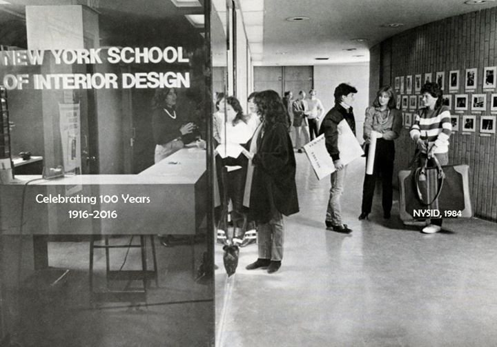 New York School of Interior Design cover
