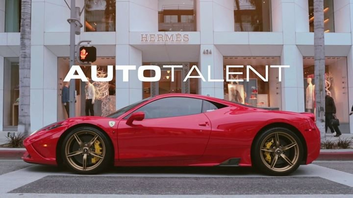 Auto Talent cover
