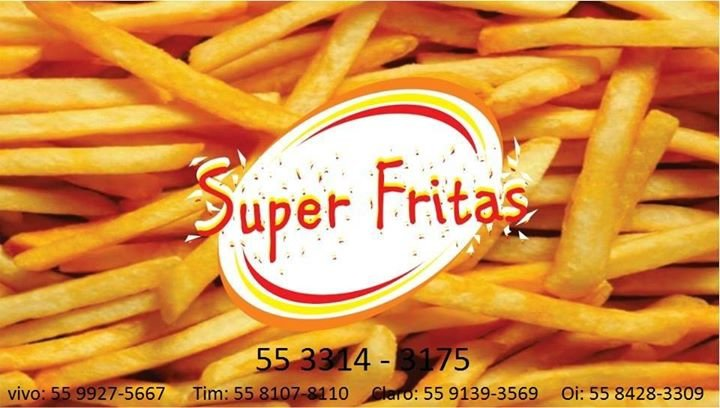 SUPER FRITAS cover