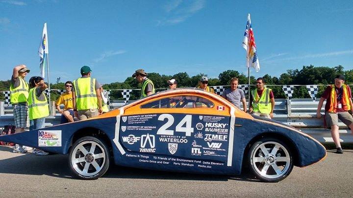 Midnight Sun Solar Rayce Car Team cover
