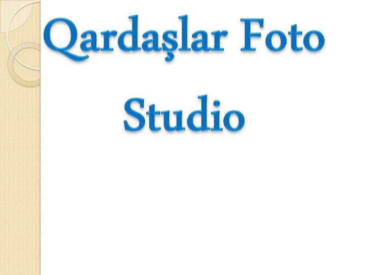 Qardaslar Foto Studio cover
