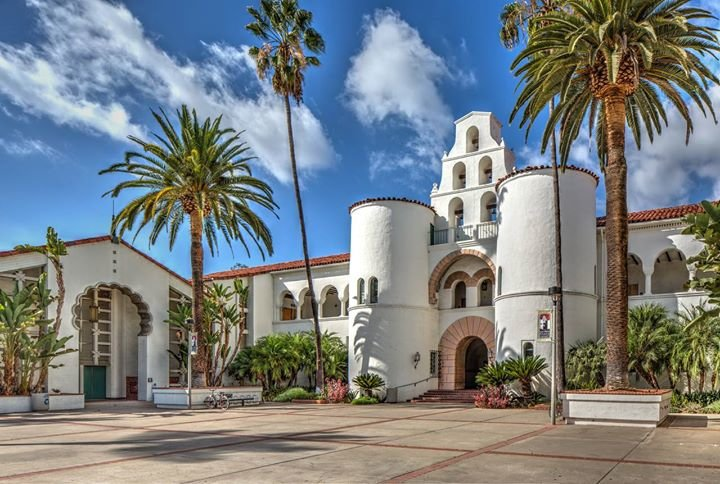 San Diego State University cover