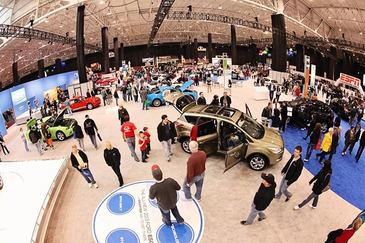Cleveland Auto Show cover
