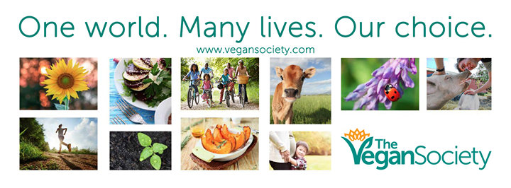 The Vegan Society cover