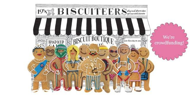 Biscuiteers Baking Company cover