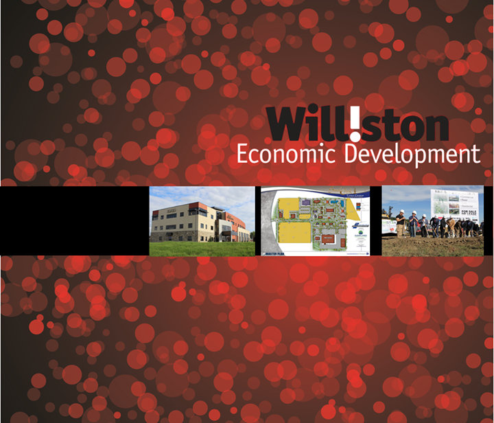 Williston Economic Development cover