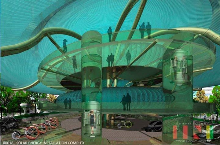 Arquitectura Yngrid Echalar Gutierrez cover
