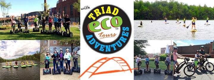 Triad ECO Adventures cover