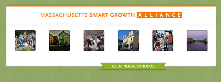 Massachusetts Smart Growth Alliance cover