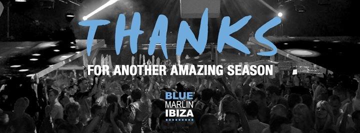 Blue Marlin Ibiza cover