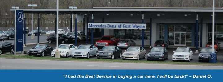 Mercedes-Benz of Fort Wayne cover