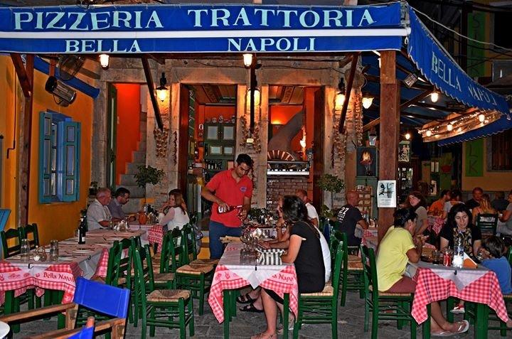 Bella Napoli - Trattoria Italiana cover
