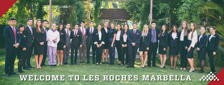 Les Roches Global Hospitality Education - Marbella, Spain cover