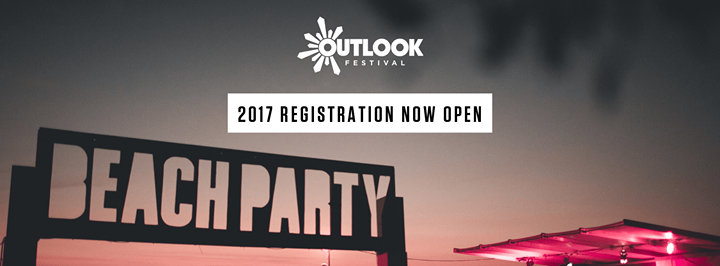 Outlook Festival cover