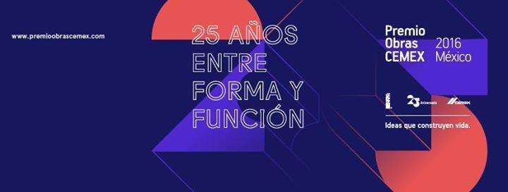 Premio Obras CEMEX cover