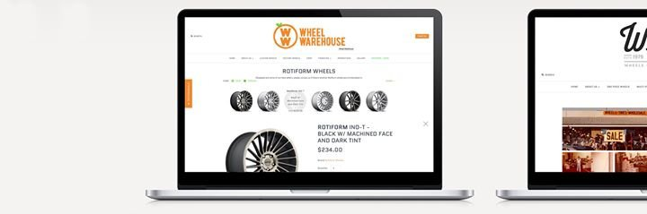 Wheel Warehouse cover