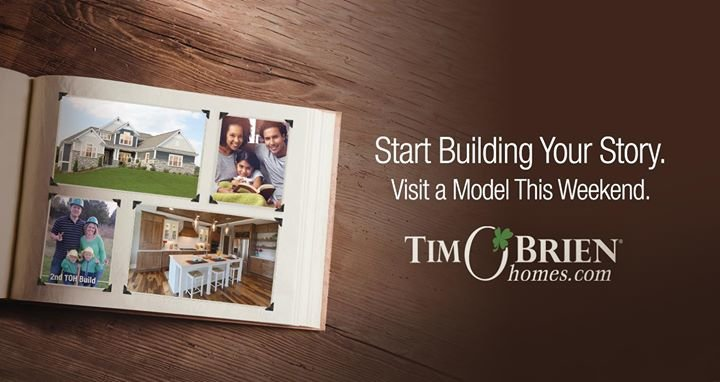 Tim O'Brien Homes cover
