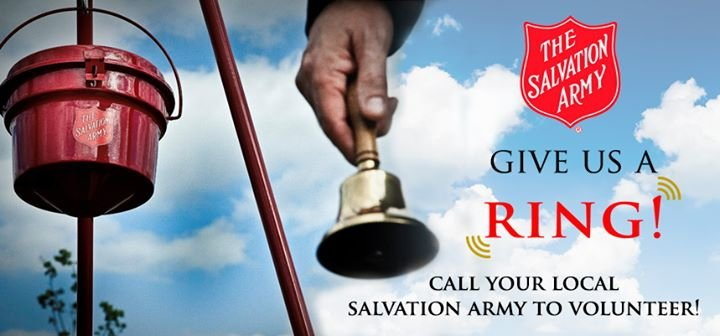 The Salvation Army in Connecticut and Rhode Island cover