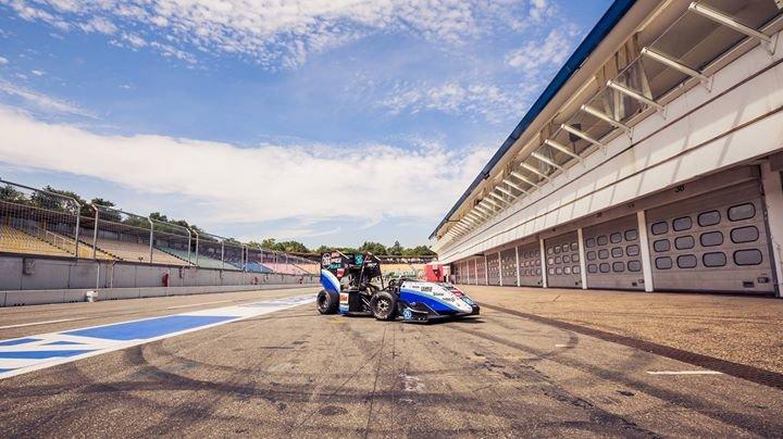 Monash Motorsport cover