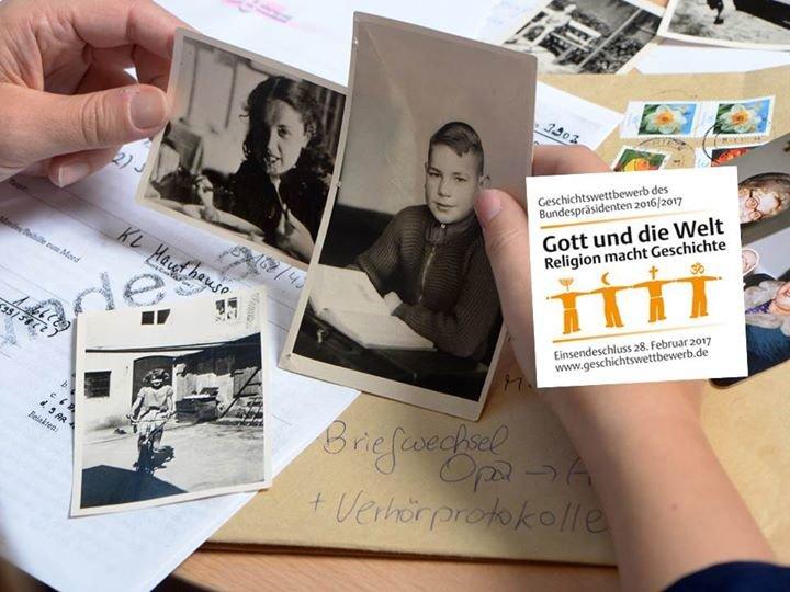Geschichtswettbewerb des Bundespräsidenten (Körber-Stiftung) cover