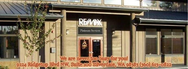 RE/MAX Platinum Services cover