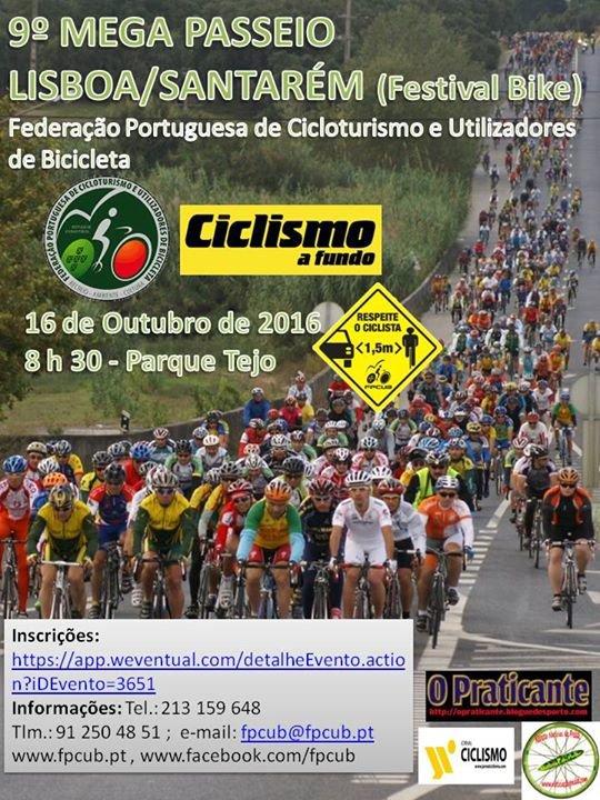 FPCUB - Federação Portuguesa de Cicloturismo e Utilizadores de Bicicleta cover
