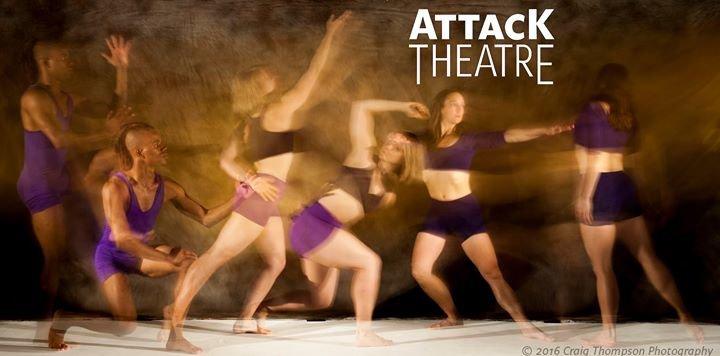 Attack Theatre cover
