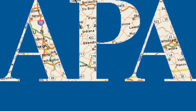 APA Planning Student Organization at IUP cover