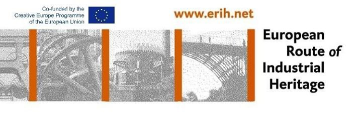 ERIH - European Route of Industrial Heritage cover