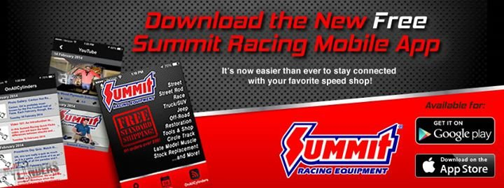 Summit Racing Equipment cover