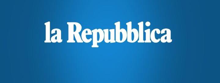 la Repubblica cover
