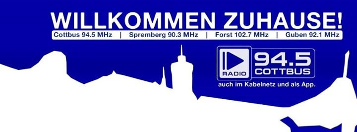 94.5 Radio Cottbus cover