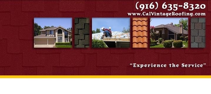 Cal-Vintage Roofing Co Inc cover