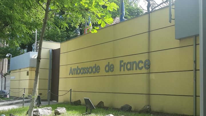 Ambassade de France en Moldavie cover