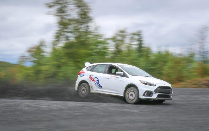 Team O'Neil Rally School cover