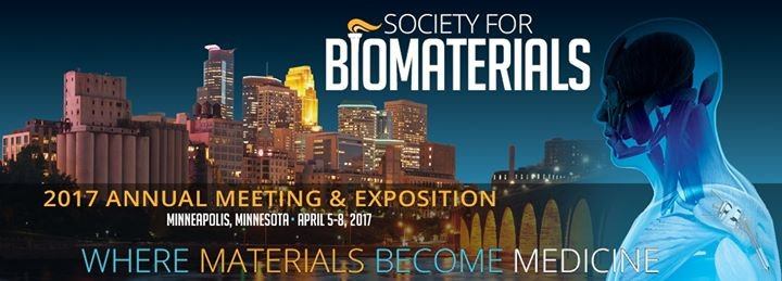Society For Biomaterials cover