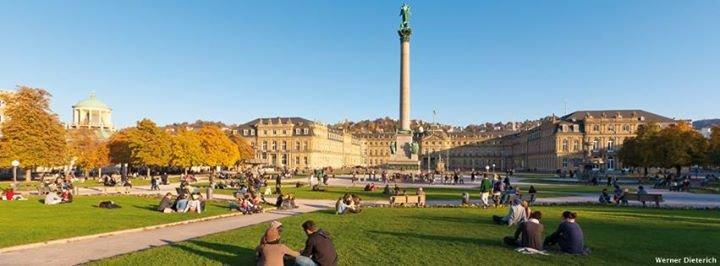Stuttgart Tourismus cover