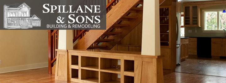 Spillane and Sons Building and Remodeling cover