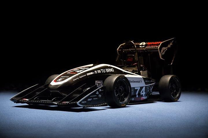 TU Brno Racing cover