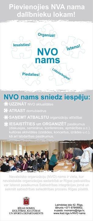 NVO nams cover