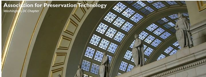 Association for Preservation Technology - Washington,  DC Chapter cover