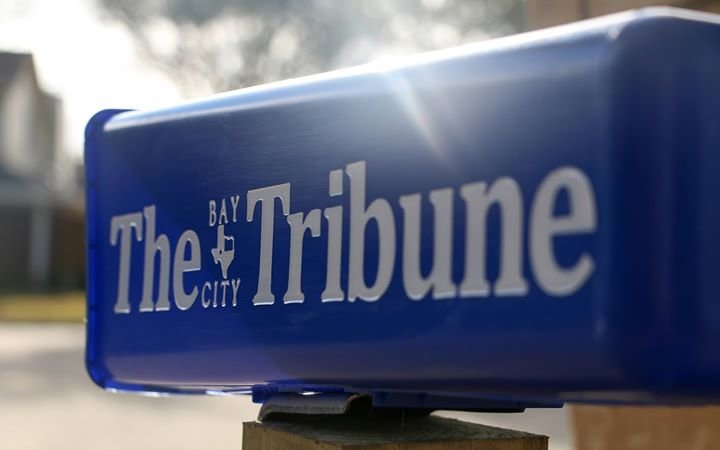 The Bay City Tribune cover