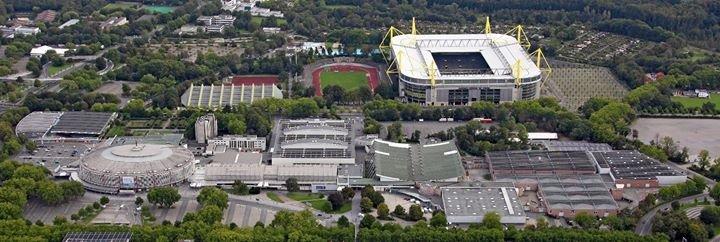 Westfalenhallen Dortmund cover