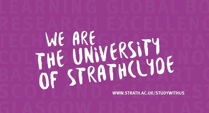 University of Strathclyde cover