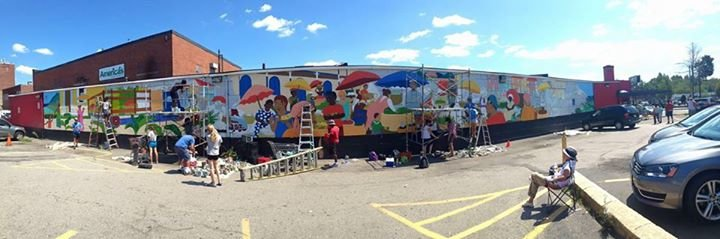Mayor's Mural Crew - City of Boston cover