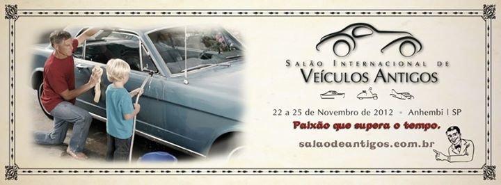 Salão Internacional de Veículos Antigos cover